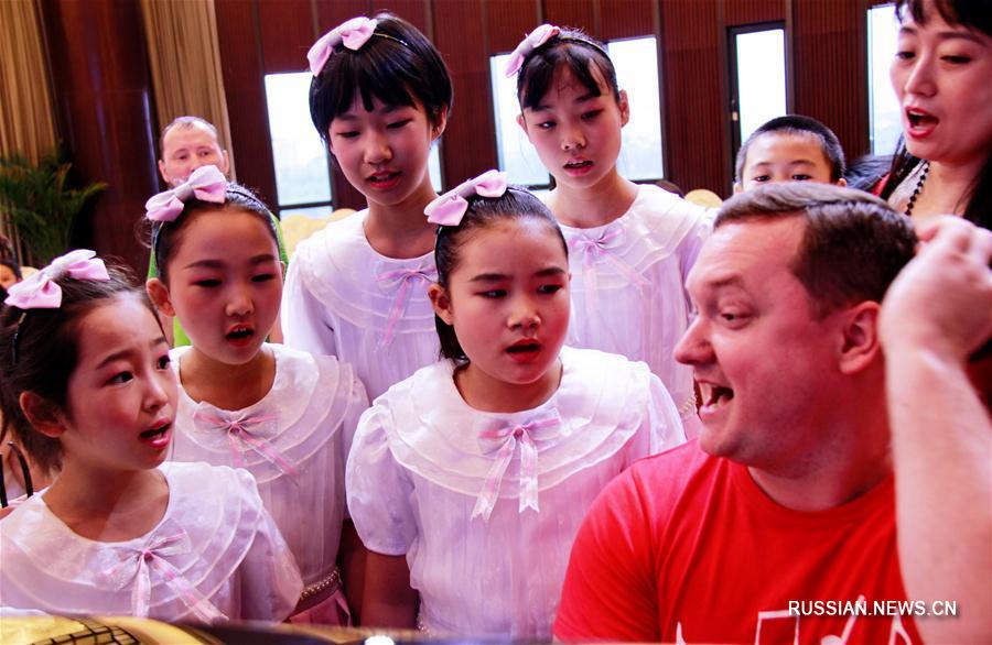 В Пекине стартовала Неделя культурных обменов между молодежью Китая и России