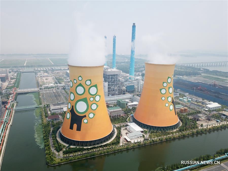 Создание промышленного кластера в провинции Чжэцзян