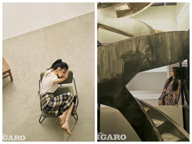 Талантливая актриса Чунь Ся снялась в новой фотосессии
