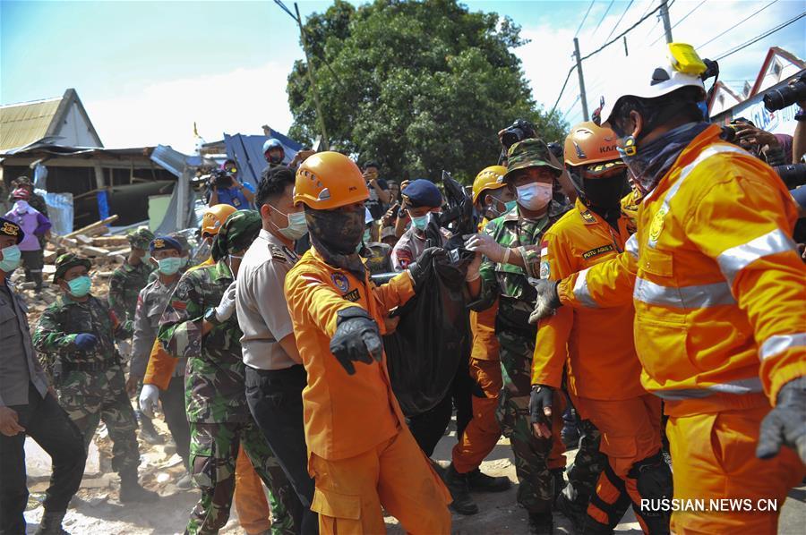 Число погибших в результате землетрясения магнитудой 7,0, произошедшего 5 августа на острове Ломбок в Индонезии, возросло до 131 человека, еще 1477 серьезно пострадали.
