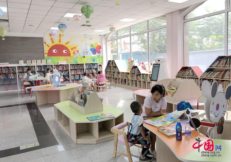 Общественные библиотеки пользуются большой популярностью среди детей в период летних каникул