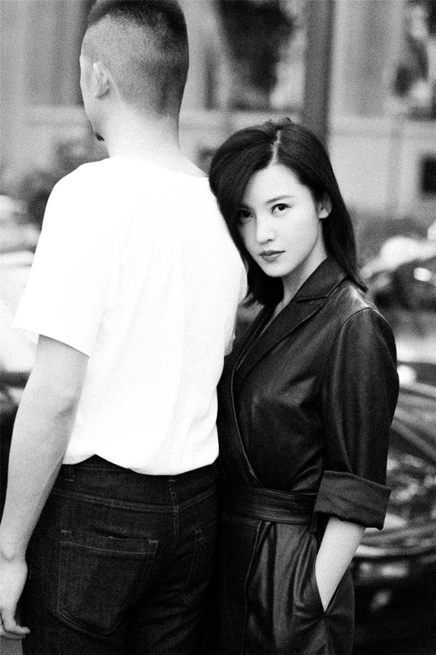 Супруги-звезды Ян Цзышань и У Чжунтянь