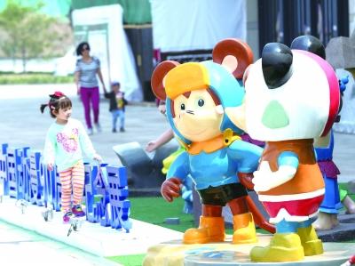 Анимация и игры, как «авангард» китайского творчества, помогают ему выйти за рубеж, в страны «Одного пояса, одного пути»