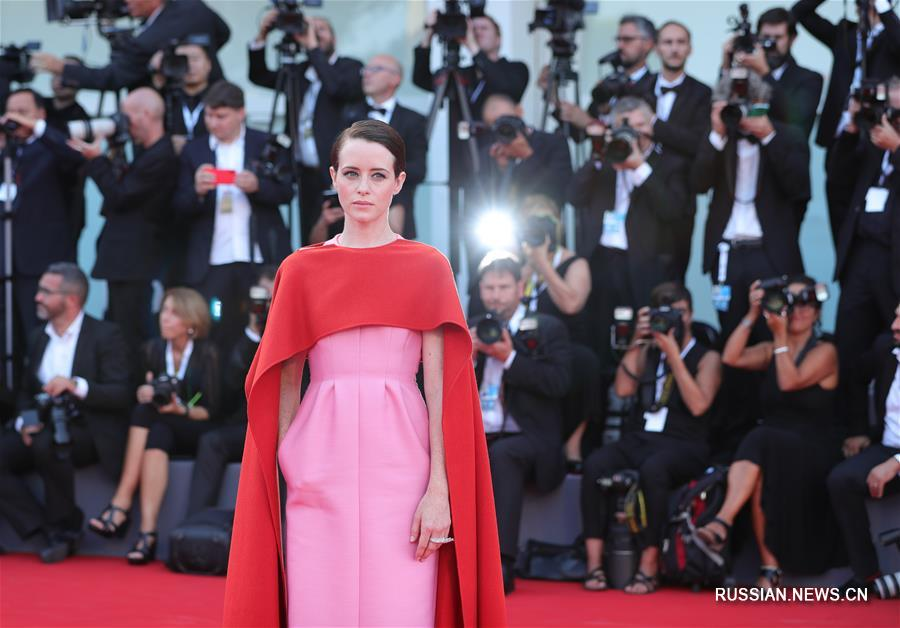 75-й Венецианский кинофестиваль начался на итальянском городе на воде в среду, 29 августа.