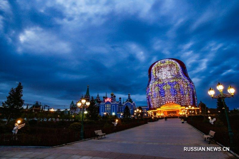 Превращение КПП Маньчжоули в центр сотрудничества Китая и России в торговле, логистике и переработке