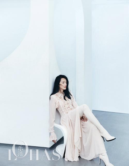 Стильная звезда Яо Чэнь