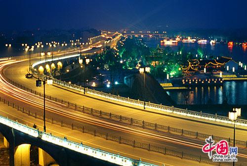 Десять городов Китая с самым большим количеством автомобилей