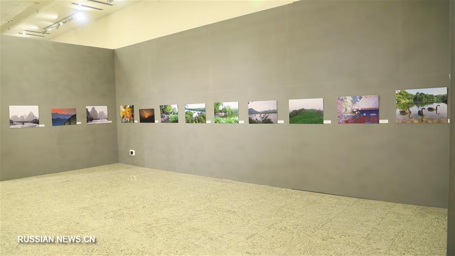 """Фотовыставка """"Великолепный Китай"""" в Астане"""