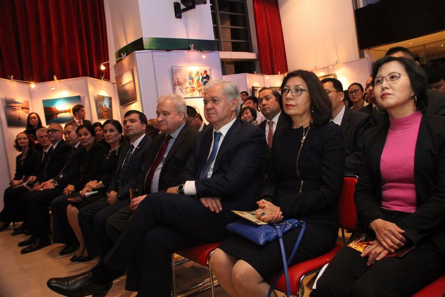 Вечер культуры «Россия-Китай-Таджикистан: пространство цивилизационного диалога» прошел в РКЦ в Пекине
