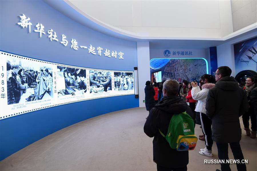 Масштабную выставку, посвященную 40-летию политики реформ и открытости в Китае, посетили уже свыше 2,4 млн человек