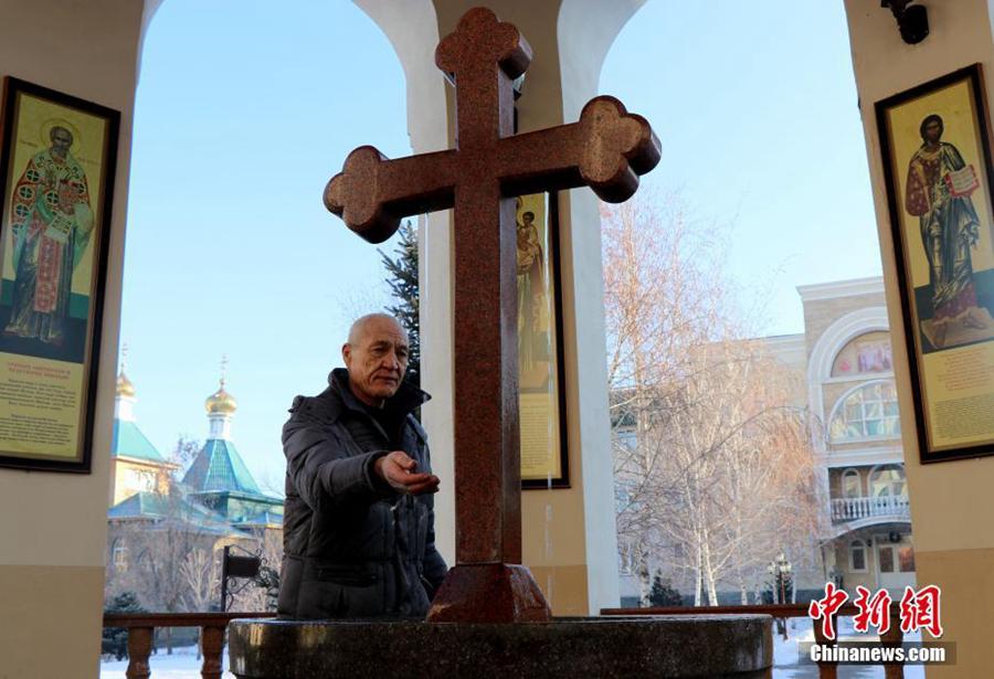 В Казахстане встречают Рождество