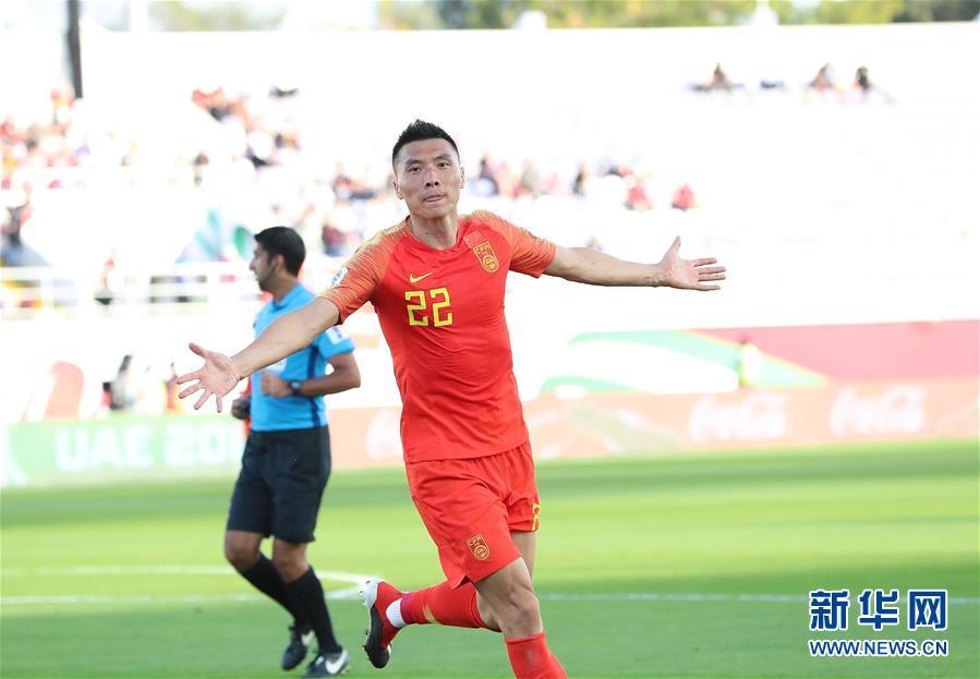 Кубок Азии по футболу: китайская команда выиграла команду Кыргызстана