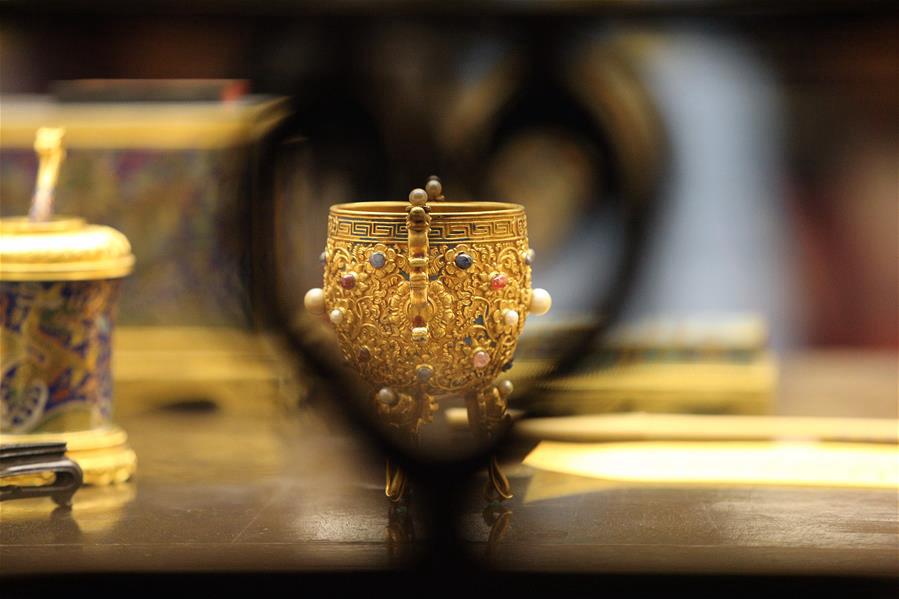 """В музее Гугун официально открылась выставка """"Новый год в Запретном городе"""""""