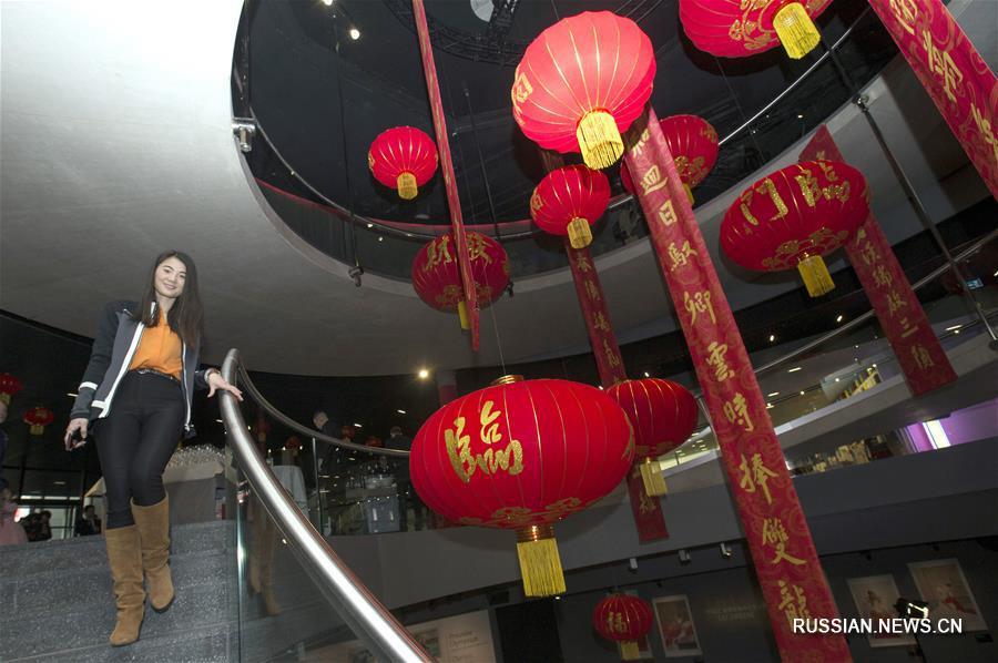 Пышное празднование китайского Нового года по всему миру