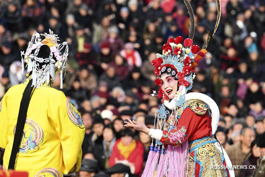 Народная опера в провинции Аньхой