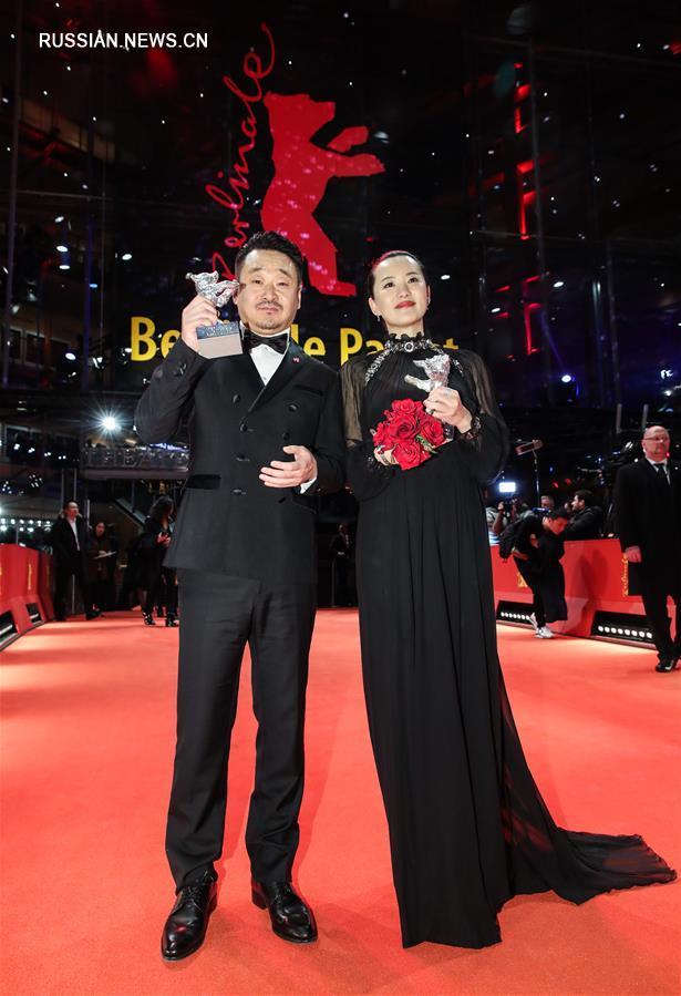 """Китайские актеры получили """"Серебряных медведей"""" на 69-м Берлинском международном кинофестивале"""