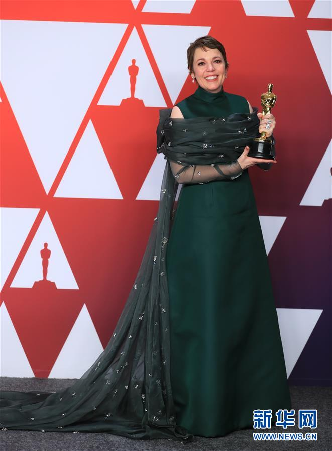 "Церемония вручения премии ""Оскар""-2019"