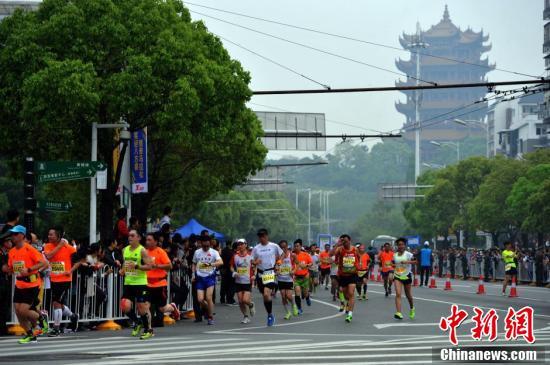 Топ-10 марафонов Китая в 2018 году