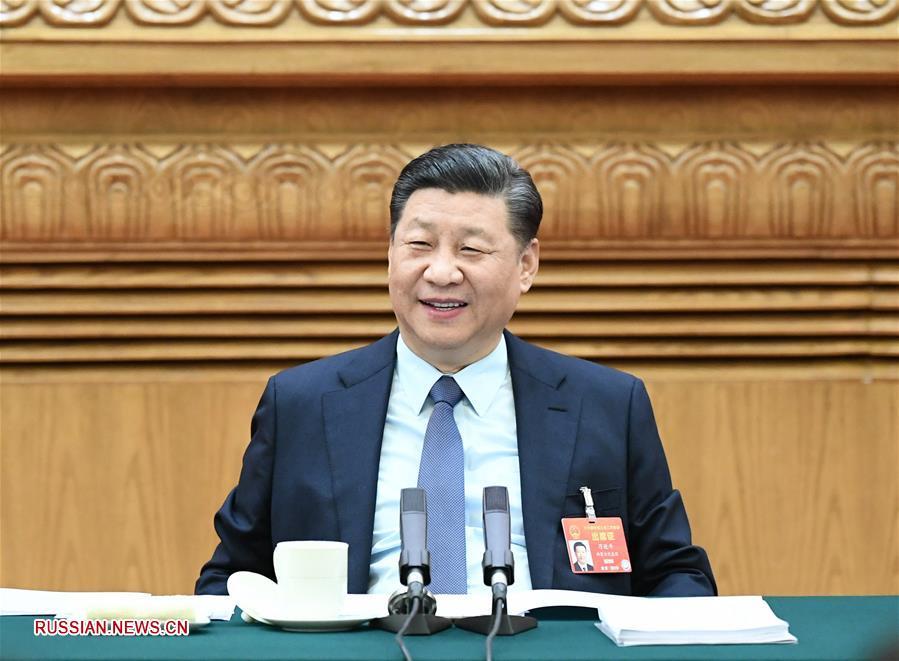Си Цзиньпин подчеркнул необходимость реализации стратегии подъема села