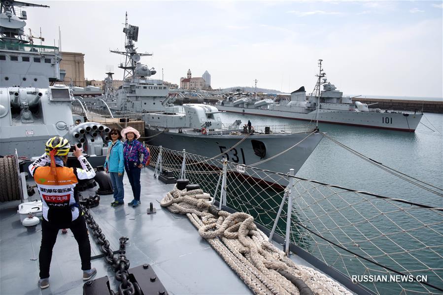 Военно-морской музей Китая в Циндао