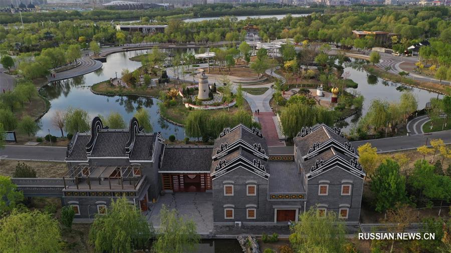 Фототур по паркам и садам провинции Хэбэй