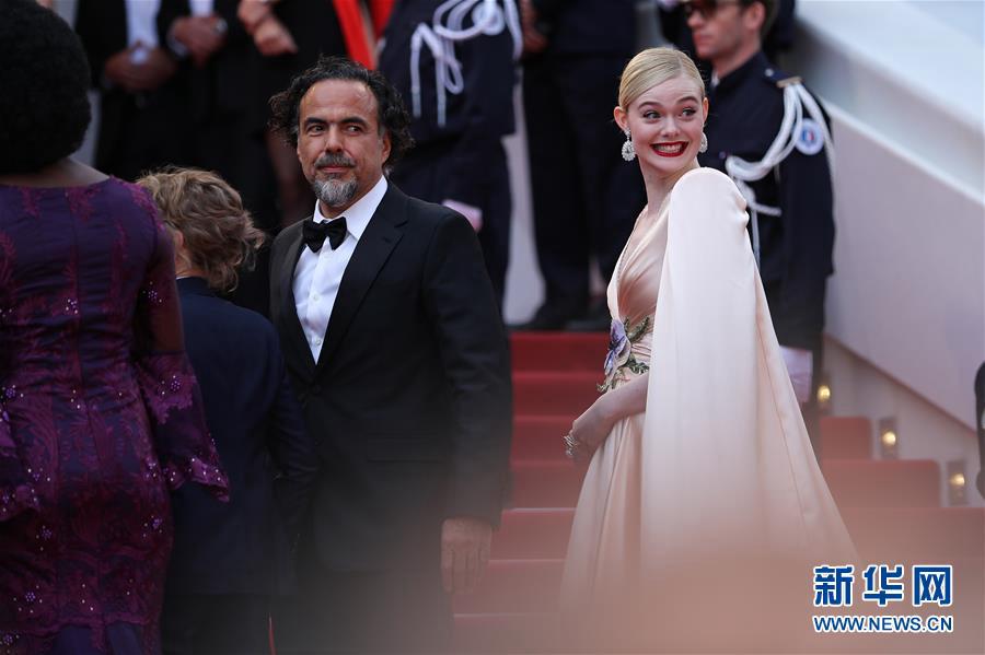 Открытие 72-го Международного Каннского кинофестиваля