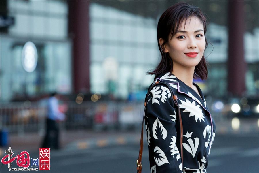 Новые фотографии актрисы Лю Тао