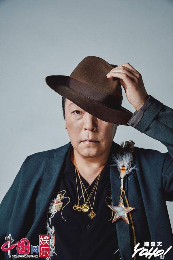 Фото: Ни Дахун снялся для обложки журнала