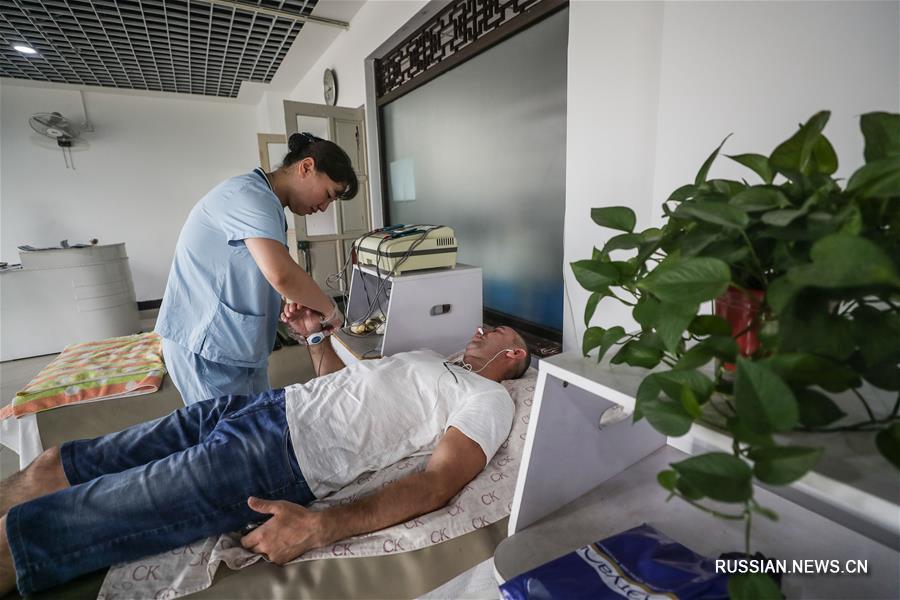 Санаторно-курортное лечение в Китае пользуется все большей популярностью у россиян