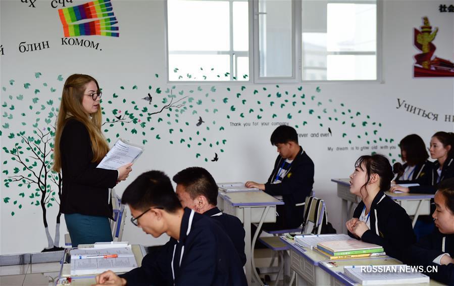 Русская девушка Таня из Хуньчуня мечтает стать культурным проводником между Китаем и Россией