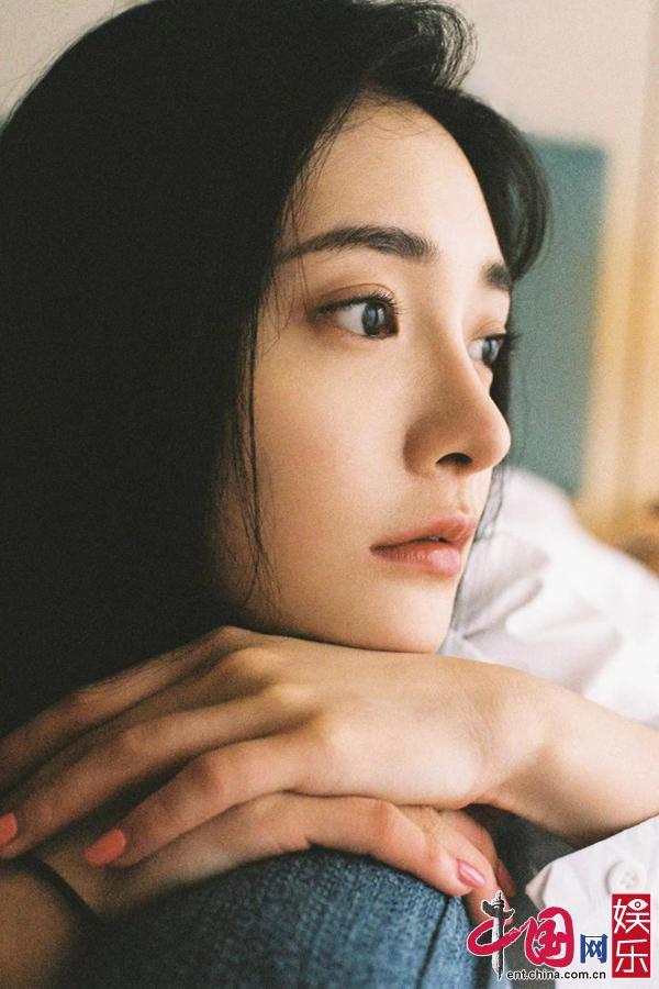 Фото: Красавица Чжоу Цзецюн
