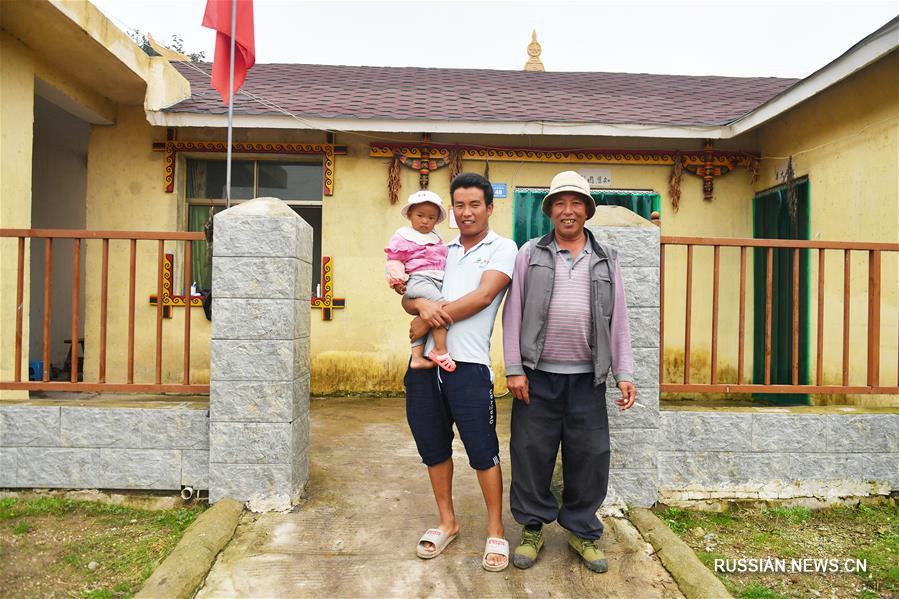 """""""Красный туризм"""" спасает от бедности жителей горных районов провинции Сычуань"""