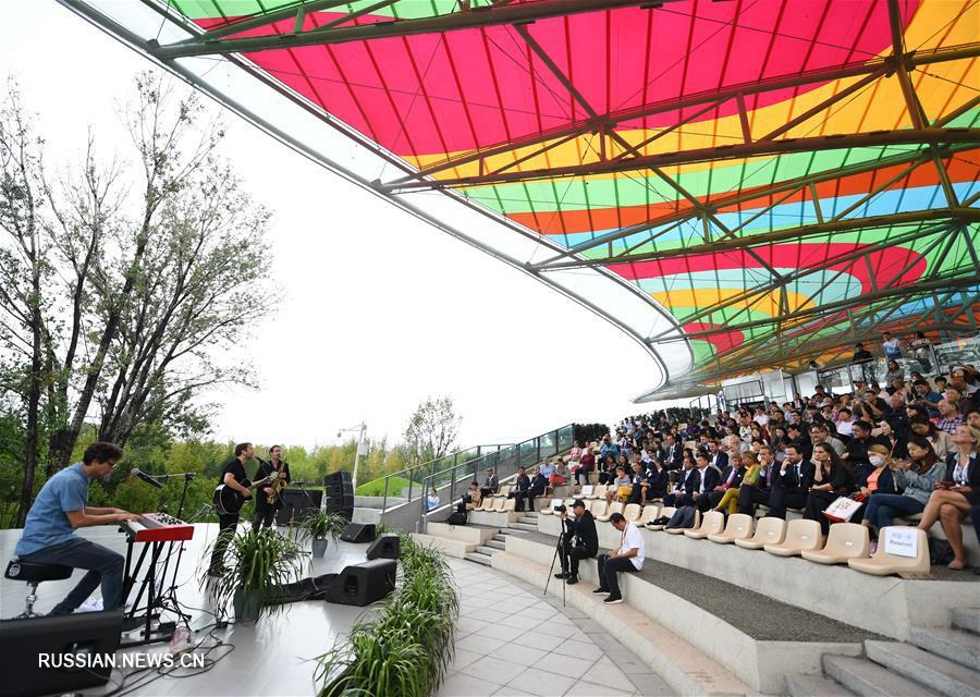 """""""День Бельгии"""" прошел в рамках Международной садоводческой выставки в Пекине"""