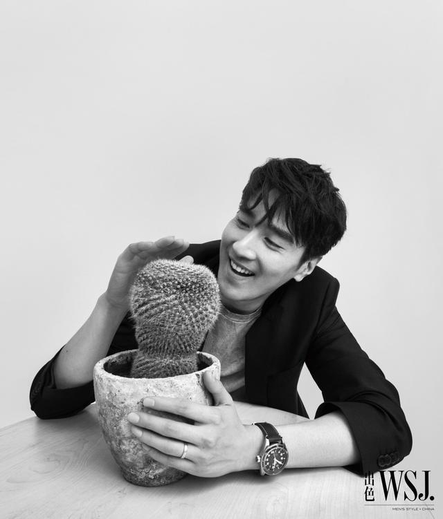 Тайваньский актер Чжао Ютин