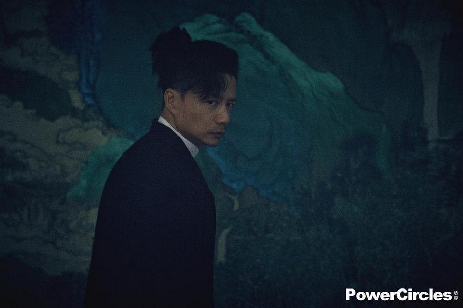 Знаменитый актер Дуань Ихун