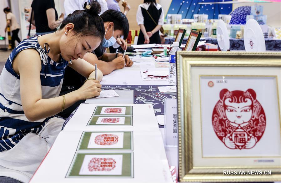 В Сучжоу открылась выставка-ярмарка творческой индустрии