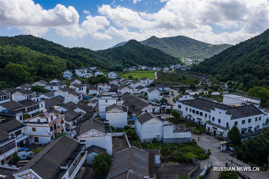 Развитие туризма в городском округе Чжоушань