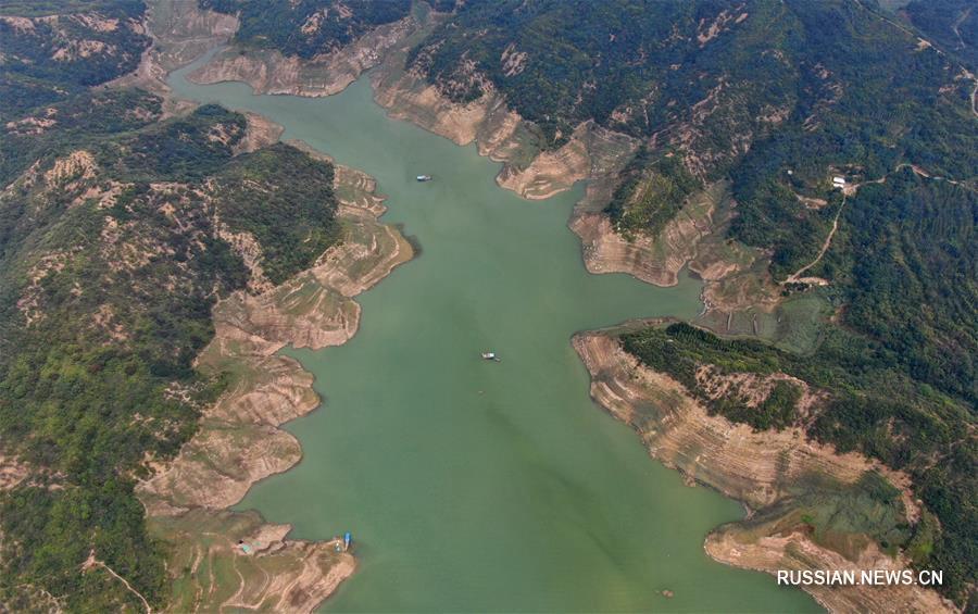 Путешествие по живописным каньонам Хуанхэ