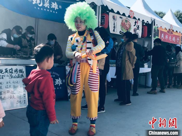 «Один пояс, один путь» на кончике языка: в Пекине прошел Второй международный гастрономический фестиваль
