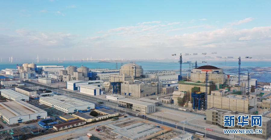 Проект Хуалун-1: испытание 6-го агрегата АЭС «Фуцин» прошло успешно