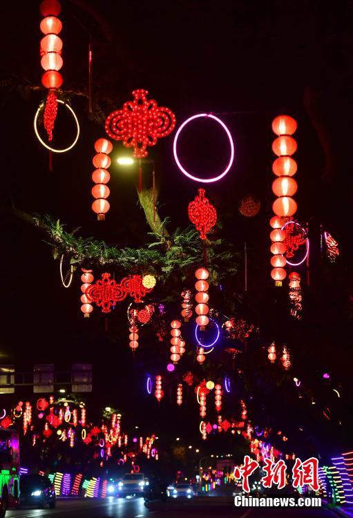 Фучжоу радостно встречает праздник Весны
