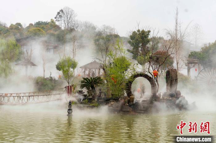Уезд Гуаньян: красивое райское село