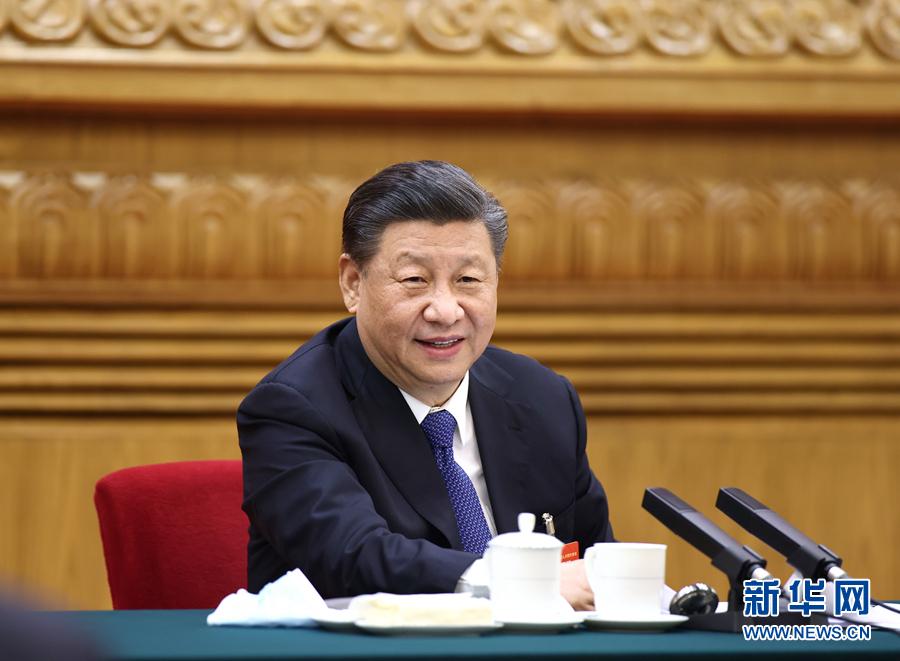 Си Цзиньпин принял участие в обсуждении с депутатами от Внутренней Монголии в рамках 4-й сессии ВСНП 13-го созыва
