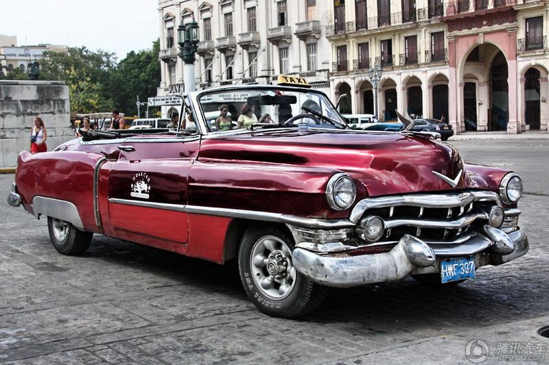 El Fin De Los Coches Clasicos Americanos En Cuba 古巴老爷车即将退出