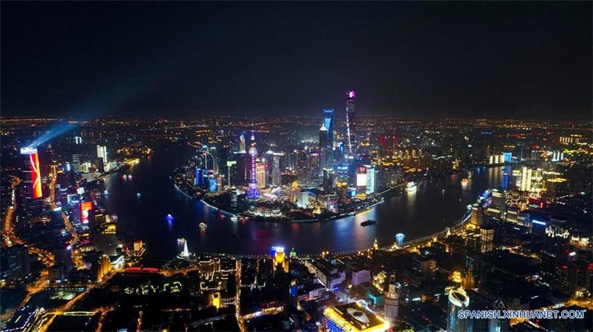 Foto del Cinturón Económico del Río Yangtze