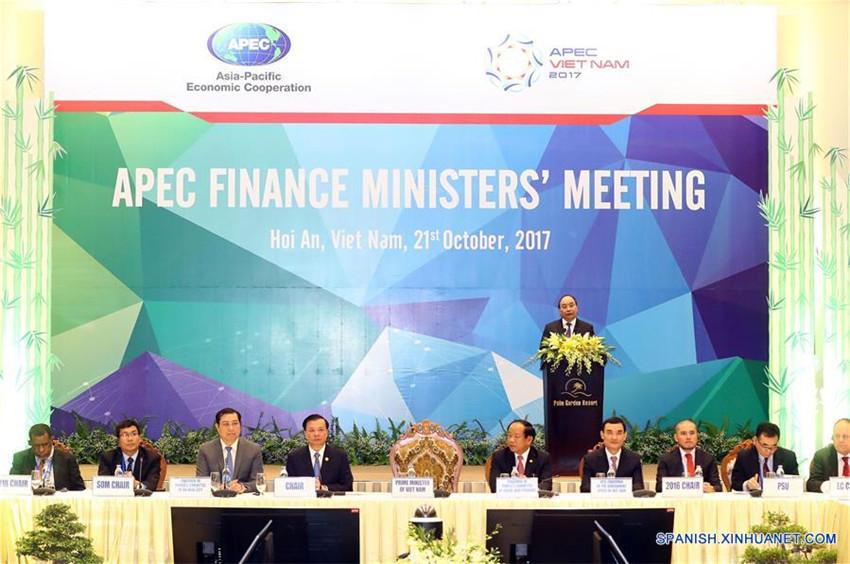Ministros de Finanzas de APEC están comprometidos con crecimiento sostenido e inclusivo