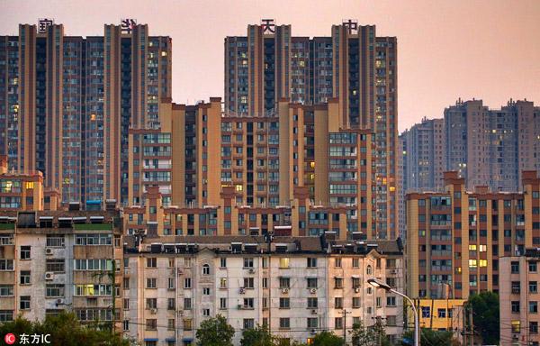 El plan del PCCh para ofrecer viviendas a todos