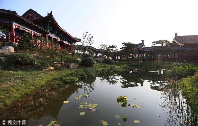 Fotos hermosas del jard n yuyuan de china for Jardin de china