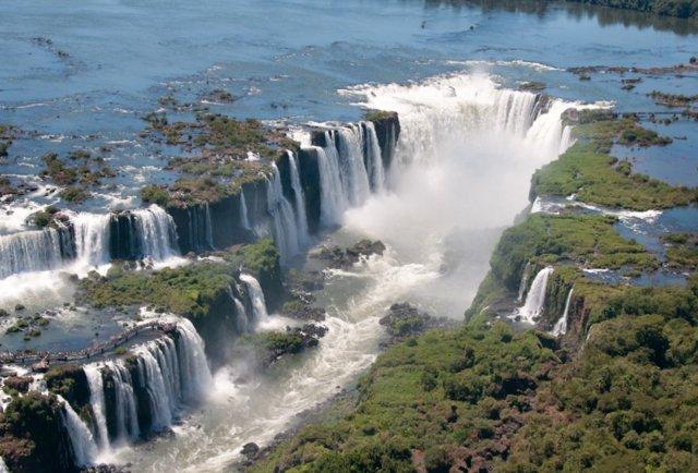 15 cataratas más espectaculares del mundo