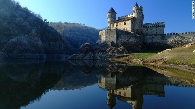 13. Río Loire, Francia
